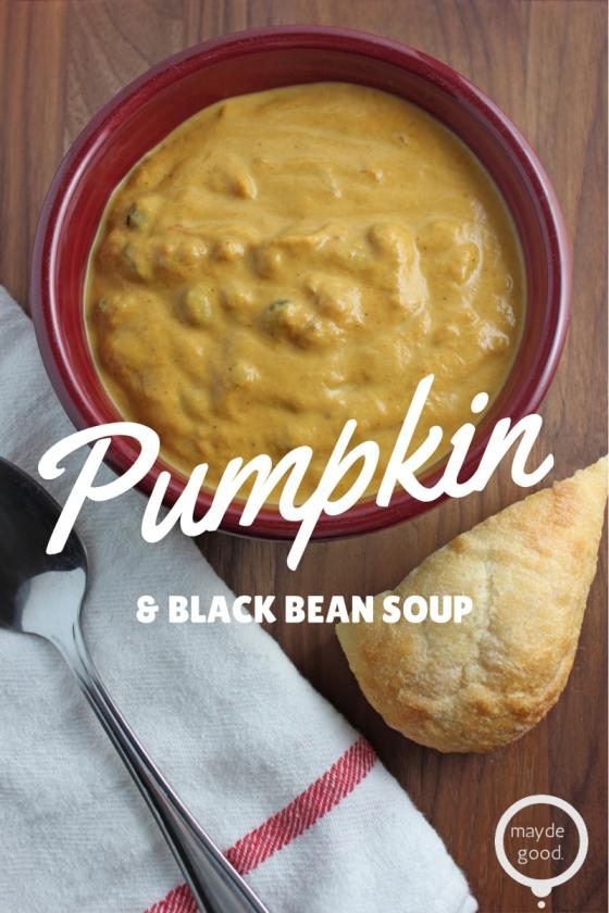Pumpkin Black Bean